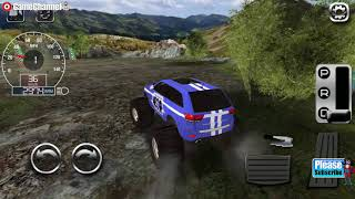 4x4 Off Road Rally 7 / Extreme Driving Skills / Off Road Simulator / Android Gameplay Video #6