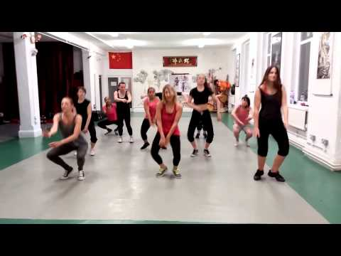 Zumba Fitness: Fuse ODG - Million Pound Girl