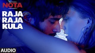 Raja Raja Kula Full Audio Song     NOTA Tamil Movie    Vijay Deverakonda    Sam C.S    Anand Shankar
