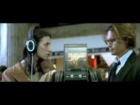 Creep - Radiohead - Johnny Depp - Charlotte Gainsbourg (2004)