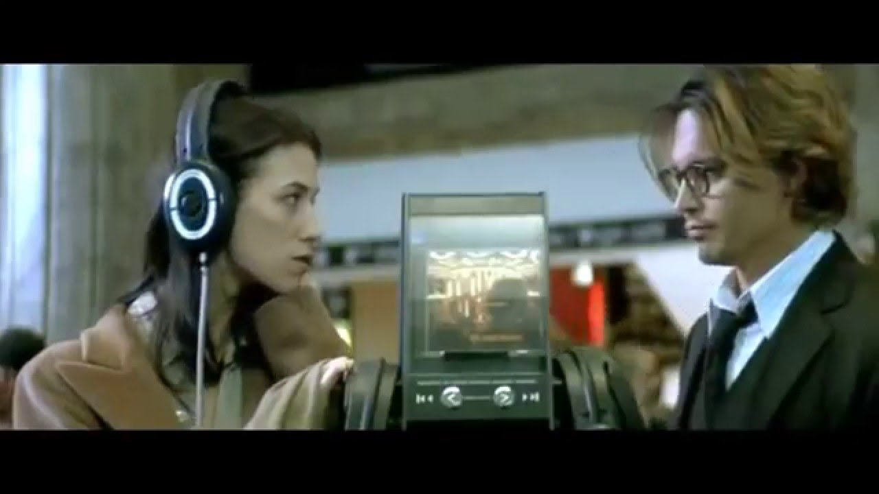 Creep  Radiohead  Johnny Depp  Charlotte Gainsbourg 2004  YouTube