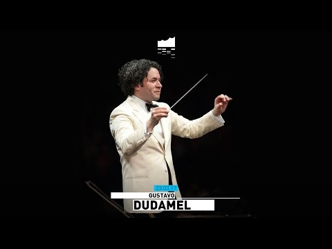 Elbphilharmonie LIVE | Gustavo Dudamel, Beethoven 9. Sinfonie