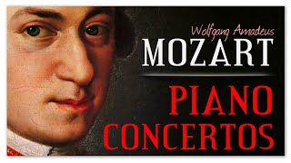 Mozart Piano Concertos - Classical Music For Reading Brainpower Studying