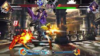 BlazBlue Cross Tag Battle clip #4