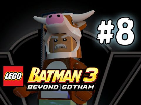 LEGO BATMAN 3 - BEYOND GOTHAM - LBA - EPISODE 8 (HD)