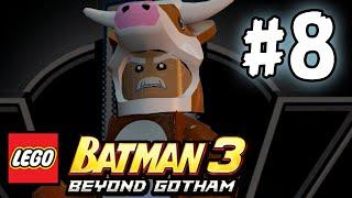 LEGO BATMAN 3 - BEYOND GOTHAM - LBA - EPISODE 8 (HD)