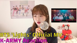 Baixar 💜 BTS 'Lights' Official MVㅣK-ARMY Reactionㅣ방탄소년단 아미 리액션