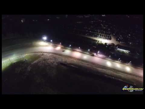 Georgetown Speedway Blast at the Beach Drone Highlights