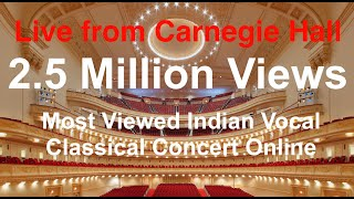Anurag Harsh at Carnegie Hall - Concert Excerpts