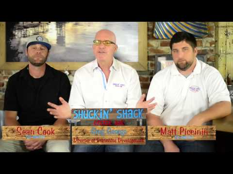 Shuckin Shack Franchise- What Sets Us Apart
