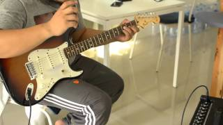 Fender Mexico 2013 Modify By  Gap and Music Factory