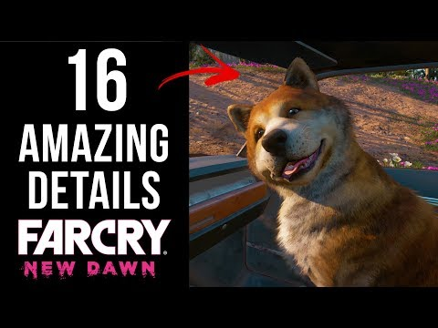 16 AMAZING Details in Far Cry New Dawn thumbnail