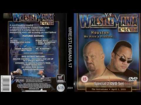 WWE Wrestlemania 17(X7) Theme Song Full+HD