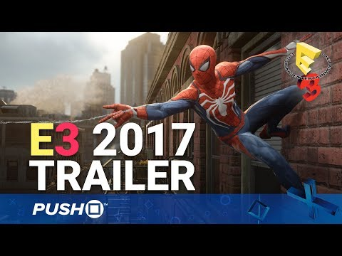 Spider-Man PS4 Gameplay Reveal Trailer | PlayStation 4 | E3 2017