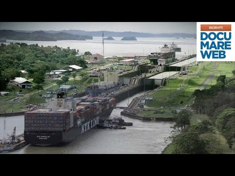 Documentario National Geographic  Il canale di PANAMA