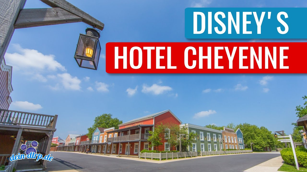 Disney S Hotel Cheyenne Disneyland Paris Hotel Tour Youtube