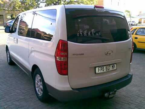 2011 hyundai h1 passenger 2 5 crdi wagon a t auto for sale on auto trader south africa youtube. Black Bedroom Furniture Sets. Home Design Ideas