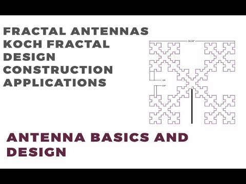 Fractal Antenna on Wikinow | News, Videos & Facts