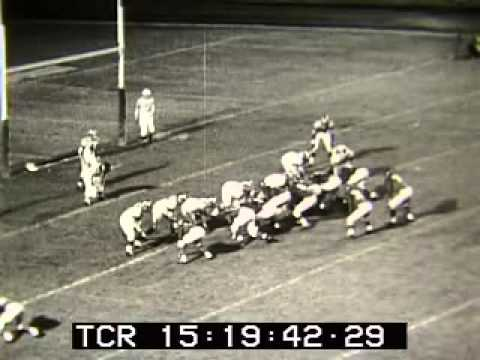 Football Los Angeles Rams v Chicago Cardinals 1951