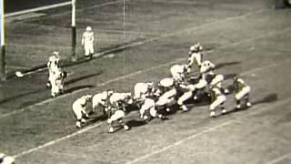 Football Los Angeles Rams v Chicago Cardinals 1951