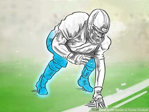 Hit Harder In Tackle Football