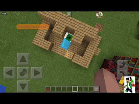 How To Make A Correct Bed In Minecraft Youtube