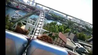 ROLLER COASTER - Hollywood Dream, Universal Studios