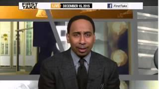 ESPN First Take - Should J.R. Smith aoplogize Jae Crowder?