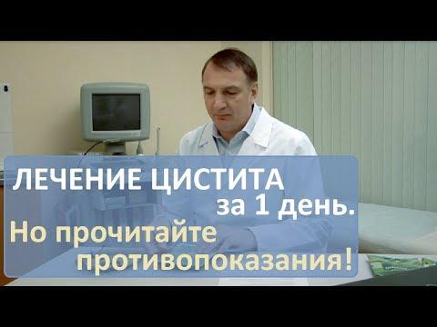 Бактериальный цистит у женщин