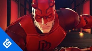 New, Exclusive Gameplay Of Marvel Ultimate Alliance 3: The Black Order