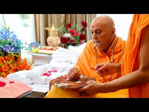 Guruhari Darshan 3 May 2016, Sarangpur, India