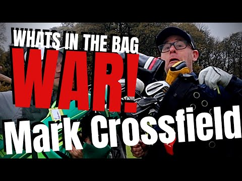 MARK CROSSFIED... THIS MEANS WAR!!!