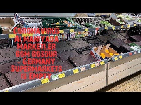 almaniyada-marketler-bom-boş-hecnə-qalmayib---germany-supermarkets-is-empty