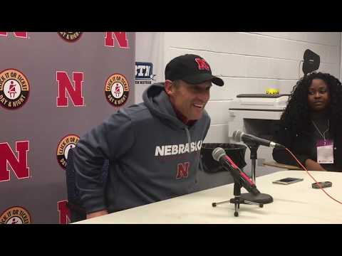 HOL HD: Mike Riley Penn State postgame