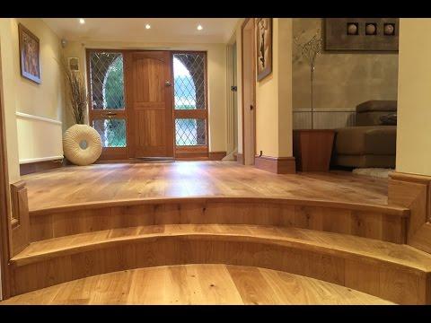 Installation In Engineered Wood Flooring Wilmslow, Cheshire | Luxury Flooring Manchester