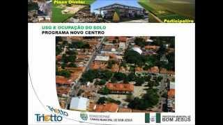 Bom Jesus Piauí Plano Diretor Resumo da Jornada TRIETTO.wmv