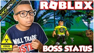 HOW TO BECOME A BOSS IN ROBLOX BATTLE AS A GIANT