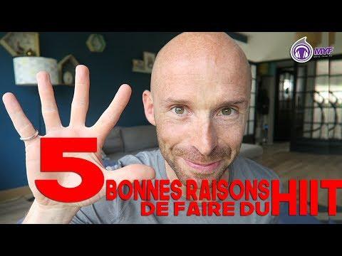 5 BONNES RAISONS