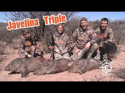 Javelina Triple - Arizona Public Land