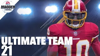 Madden 18 Ultimate Team - Throwback RG3 Ep.21
