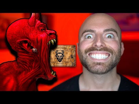 10 Terrifying Ouija Board Stories