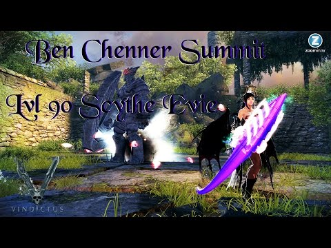 Vindictus Gameplay Lvl 90 Ben Chenner Summit Scythe Evie