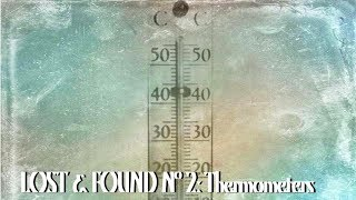 Making Mercury Thermometers   Lost & Found Nº2   British Pathé