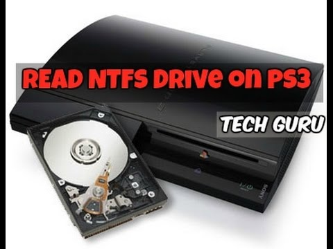 how to watch movie from external hard drive on ps3
