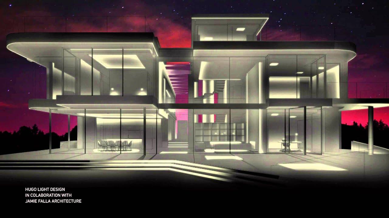 Residential Lighting Design Concept