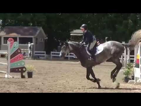 Adeline- Winner Low JR/AO Speed Skidmore Saratoga Classic