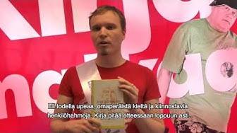 Kirja Matkaan! - Minuutin vinkit: Kertomus sokeudesta