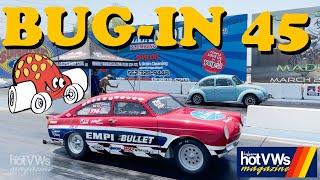 Hot VWs Magazine: Bug-In #45