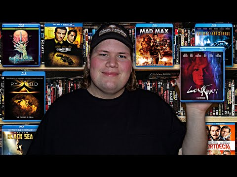 My Blu-ray Collection Update 5/2/15 : Blu ray and Dvd Movie Reviews