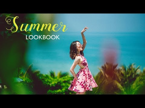 Thời Trang Mùa Hè ♡ SUMMER LOOKBOOK '17